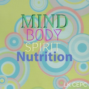 Mind Body Spirit Nutrition