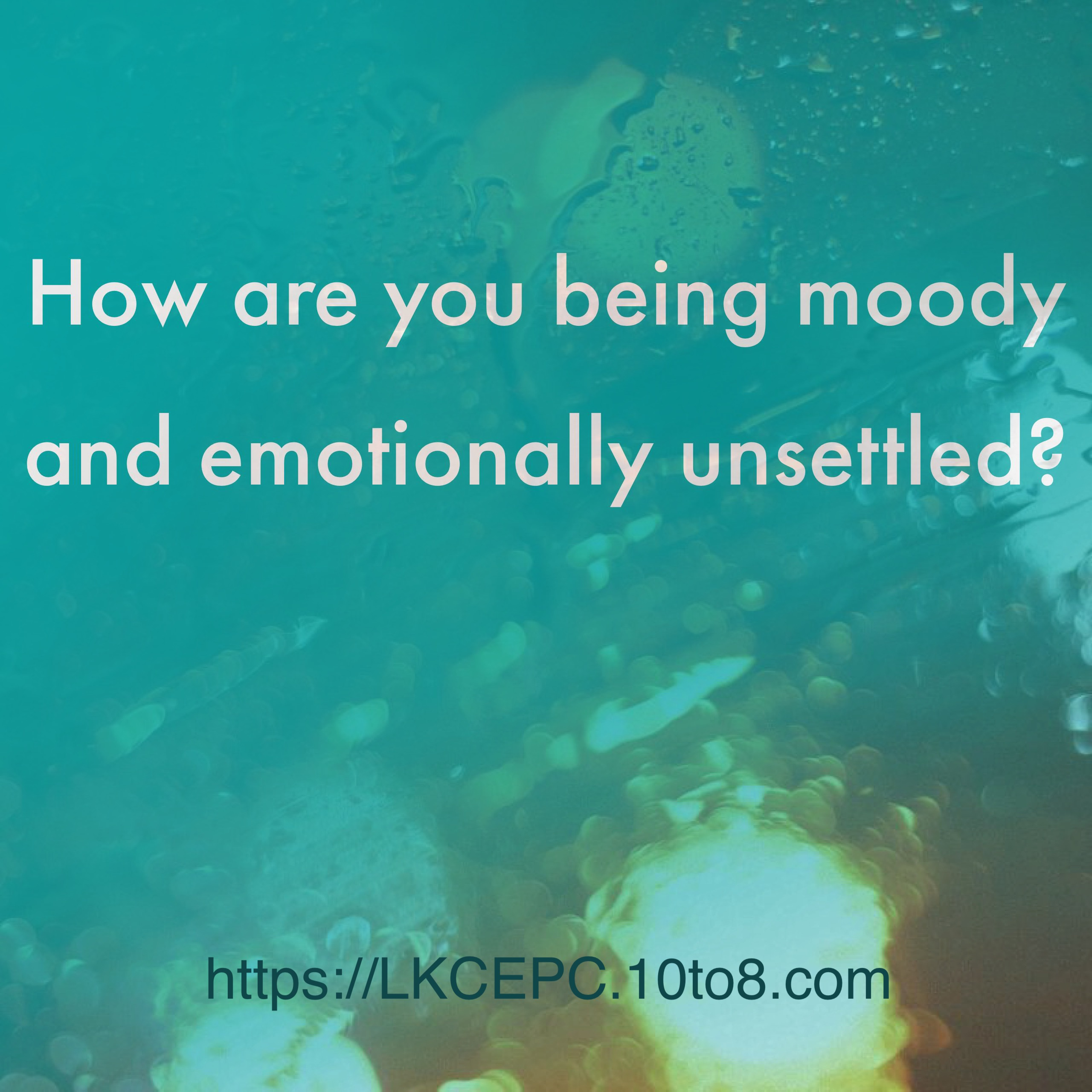 emotionally unsettled